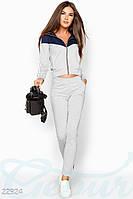 Стильный тренировочный костюм Gepur 22924