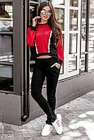 Асимметричный женский костюм Gepur 23548