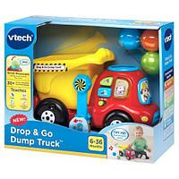 Музыкальный грузовик Vtech кидай и счетай