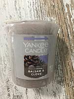"Аромасвеча ""Хвоя и шишки"" Yankee candle"