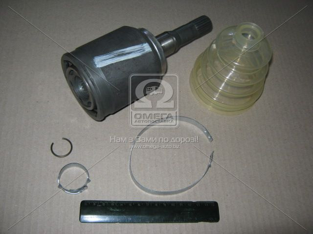 Шарнир /граната/ ВАЗ 2121 внутренний левый в сборе. (производство АвтоВАЗ) (арт. 21210-221505786), rqn1