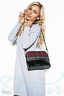 Удобная лаконичная сумка Gepur 15443