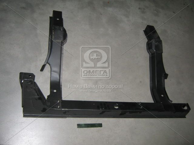Поперечина пола ВАЗ 2121 задняя (Производство АвтоВАЗ) 21214-510127000 - АВТОКОМПОНЕНТ в Мелитополе