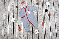 "Человечек - ""Дед Мороз"", размер 62,68,74,80"
