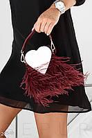 Вместительная вечерняя сумочка Gepur 20649