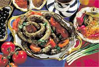 "Рецепт ""Домашняя колбаса с вариациями"