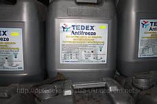 Антифриз  TEDEX Antifreeze - 37, боч 205л, фото 2
