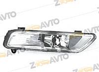 Противотуманка правая без стационарного адаптивного освещения и подсветки поворота P21W VW PASSAT B7