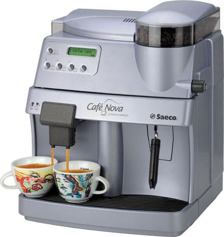 Кофеварка Saeco Cafe Nova б/у