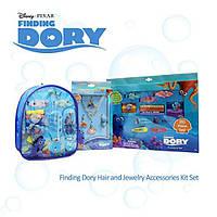 """Набор аксессуаров для девочки """" В поисках Дори """"  Finding Dory Girls Hair & Jewelry"""