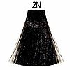 2N (черный) Стойкая крем-краска для волос Matrix Socolor.beauty,90 ml