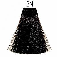 2N (черный) Стойкая крем-краска для волос Matrix SoColor Pre-Bonded,90 ml