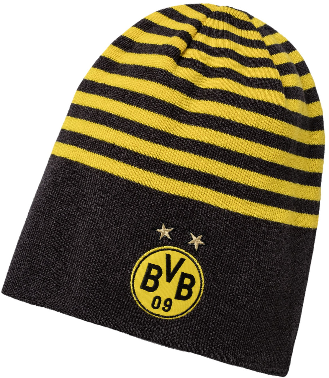 Двухсторонняя шапка Puma BVB Reversible Beanie 021369-02 - City-Sport -  интернет магазин bcb00ce52555b