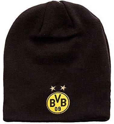 Купить Двухсторонняя шапка Puma BVB Reversible Beanie 021369-02 ... b48415adc009c