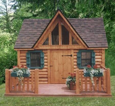 Детские домики для отдыха