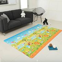 Игровой коврик Alzipmat Funimal, 210х140х1,2 см