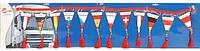 Гирлянды-флажки для грузового автомобиля, 12 шт, торговой марки AllRide, артикул: 8711252337753