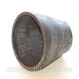 Перехід Dу150/80 сталевий концентричний 168*4,5-89*4,5 ГОСТ 17378-01, фото 4