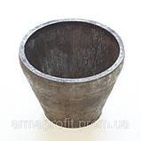 Перехід Dу150/80 сталевий концентричний 168*4,5-89*4,5 ГОСТ 17378-01, фото 7