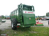 Разбрасыватели органических удобрений 8 - 10 тонн