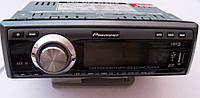 Автомагнитола  Pioneer 3000u mp3 /sd-flash /usb , фото 1