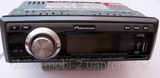 Автомагнитола Pioneer 3000u MP3 / SD / USB / AUX, фото 2