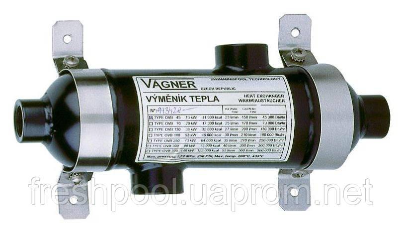 Теплообменники 6 квт для бассейна Кожухотрубный испаритель Alfa Laval DM2-516-2 Уфа
