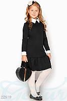 Лаконичное школьное платье Gepur 22619
