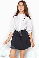Детская школьная рубашка Gepur 22621