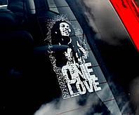 Bob Marley стикер