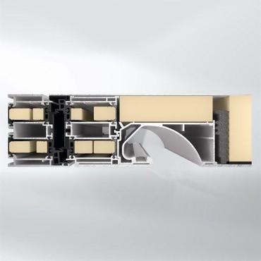 Двери Schüco ADS 90.SI SimplySmart Design Edition