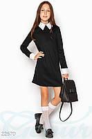 Аккуратное школьное платье Gepur 22670