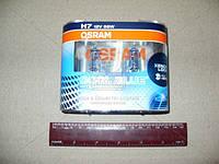 Лампа фарная H7 12V 55W PX26d Cool Blue Intense Hard DuoPET (2 шт) (Производство OSRAM) 64210CBI-HCB-DUO