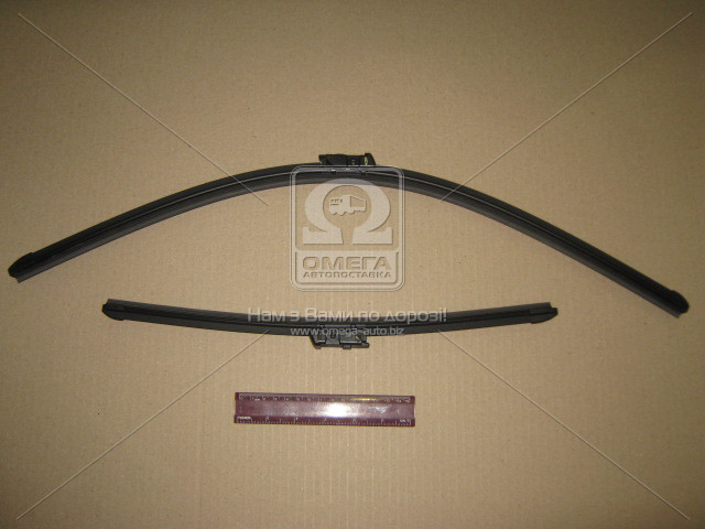Щетка стеклоочистителя 650/400 AEROTWIN A538S (производство Bosch) (арт. 3397007538), AEHZX