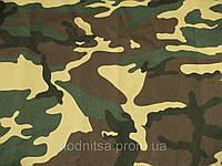 Водоотталкивающая ткань камуфляж НАТО , также цвет белый, черный, бежевый,серый