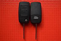 Ключ выкидной Chery 2 кнопки 434Mhz ID46