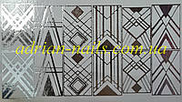 Фольгированный слайдер дизайн №19 - серебро, фото 1