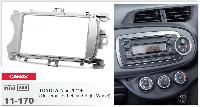 Переходная рамка CARAV 11-170 2 DIN (Toyota Yaris)
