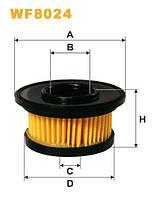 Фильтр топливный газовое  оборудование MARINI WF8024/PM999/1 (производство WIX-Filtron) (арт. WF8024)