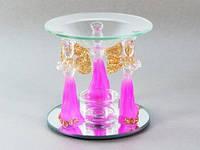 Лампа ароматическая розовая
