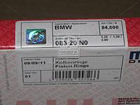 Кольца поршневые BMW 84,00 M54B25 1,2x1,5x2 (производство Mahle) (арт. 083 20 N0), ACHZX