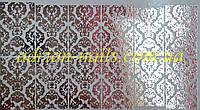 Фольгированный слайдер дизайн №24 - серебро, фото 1