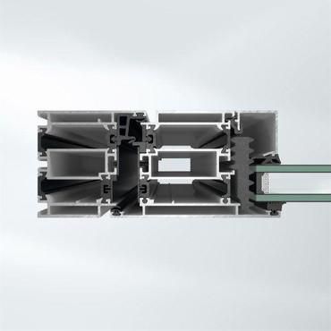 Двери Schüco ADS SimplySmart – изготовление и монтаж