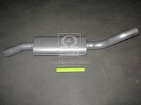 Резонатор ГАЗ 2217,2752 двигатель 405  L1000мм (под нейтр.) в сборе (производство ГАЗ) 2217-1202008-60