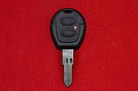 Ключ Chery QQ 2 кнопки. 434Mhz.