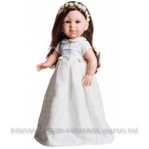Кукла Норма в свадебном ТМ Paola Reina