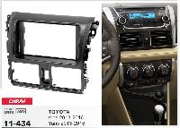 Переходная рамка CARAV 11-434 2 DIN (Toyota Yaris, Vios)
