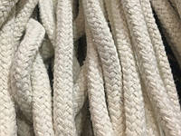 Шнур ХБ 10мм (50м) белый