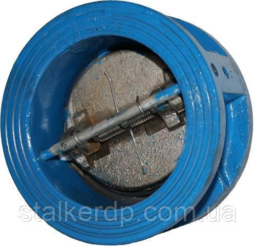 Клапан обратный подпружиненный Ду50