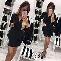 Костюм женский пиджак и юбка  та442